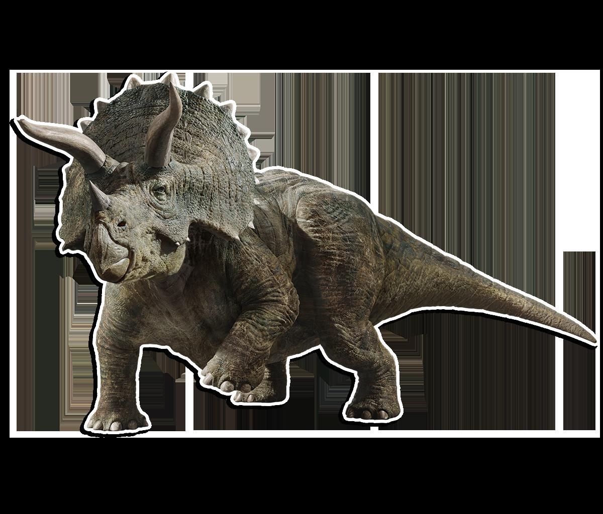 самом динозавр трицератопс картинки на белом фоне считается