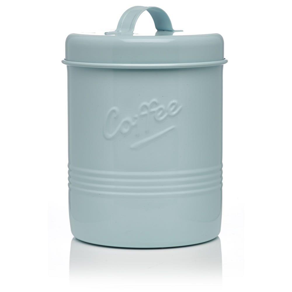 Wilko Retro Coffee Canister Mint At Wilkocom Sugar