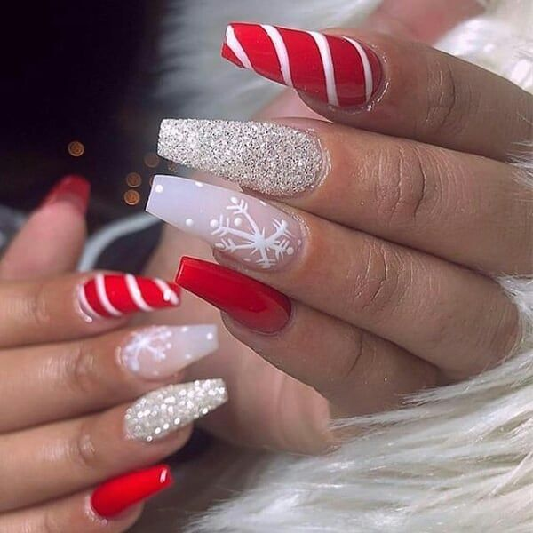 Photo of Manicures must be different; different; nails; diverse; imagination; creativity;…