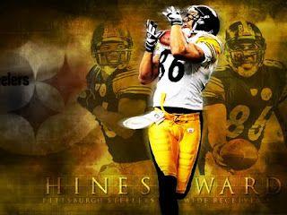 Hines Ward... Always a Steeler at <3