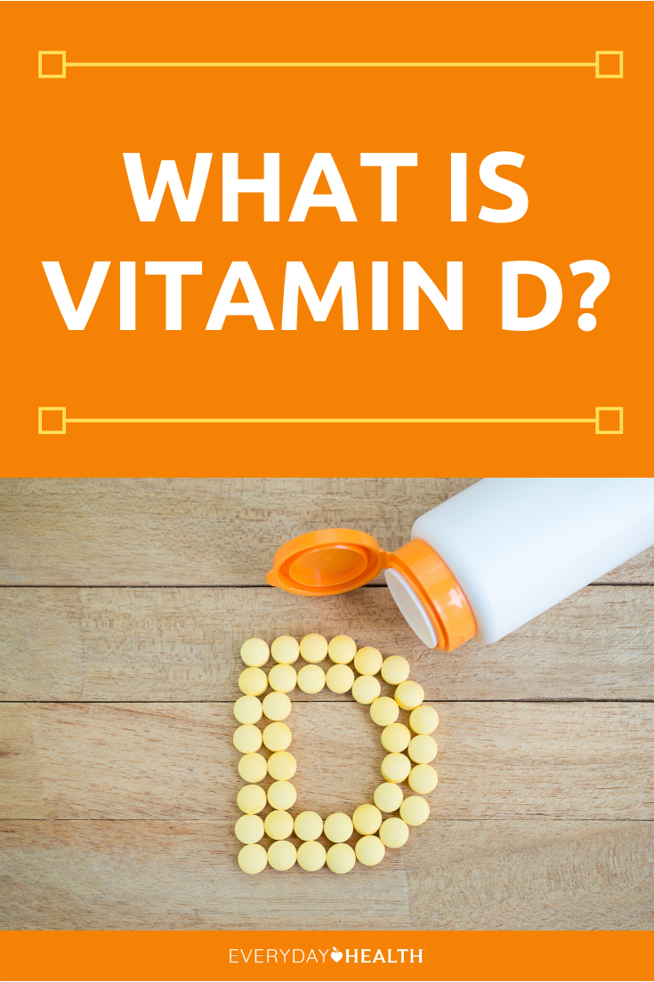 What Is Vitamin D? Definition, Food Sources, Health