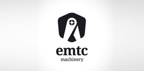 EMTC machinery « Logo Faves | Logo Inspiration Gallery