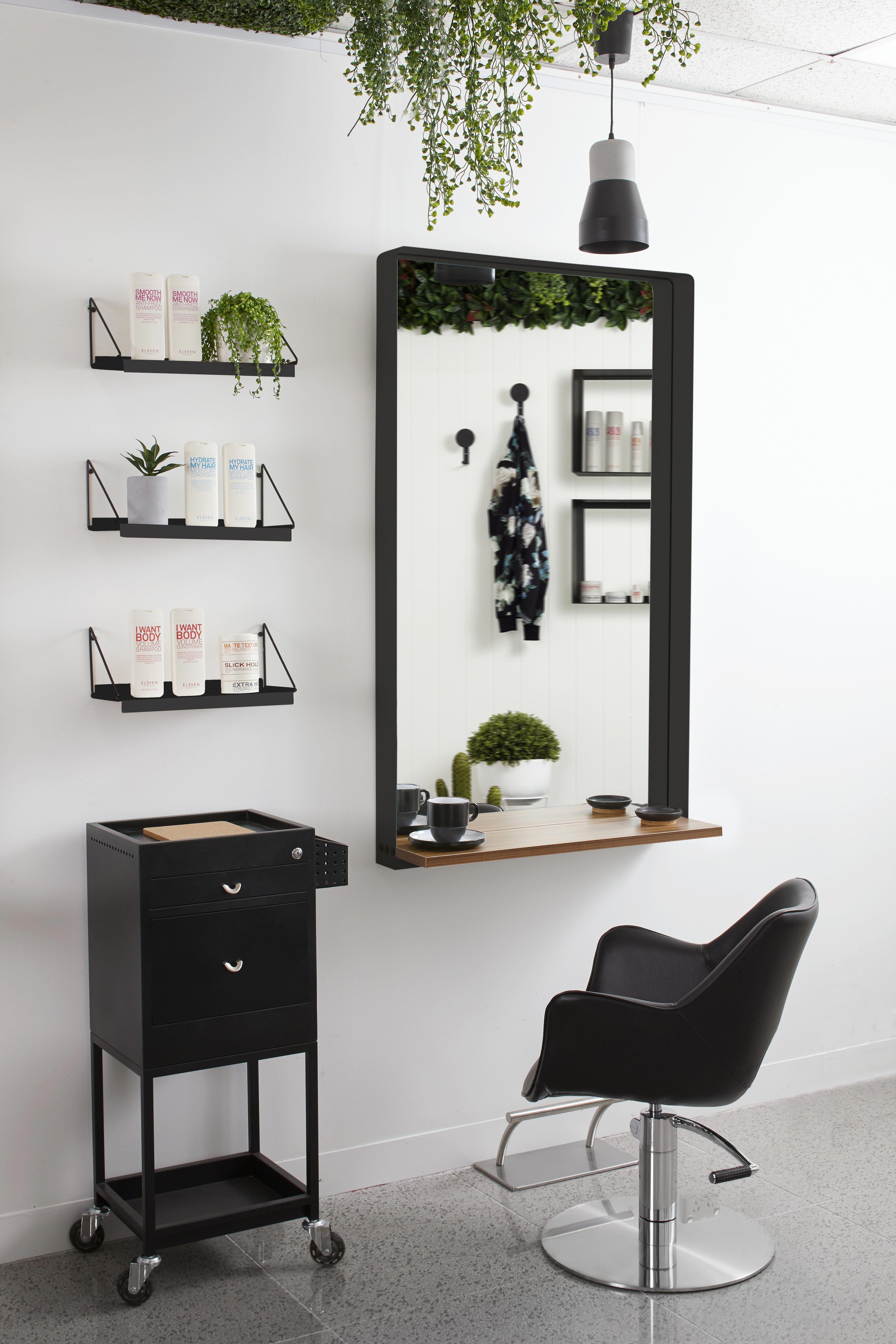 Salon Interior Design Ideas Urban Jungle Salon Furniture Collection By Comfortel Homeinteriordesign Salon Interior Design Salon Interior Hair Salon Interior