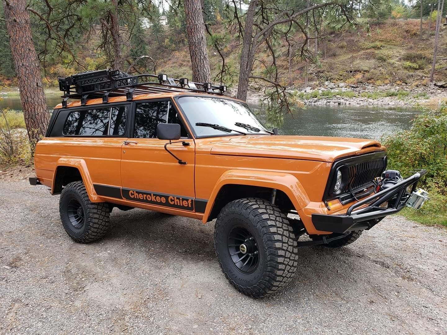 Pin By Ricky L On Jeep Mostly Old Jeep Cherokee Chief Jeep Cherokee
