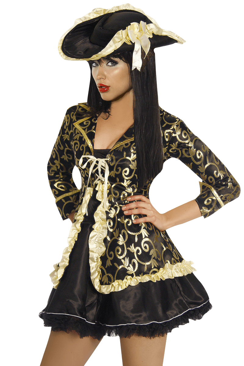 Piratenkostüm | Kleider hüte, Piraten kostüm und ...