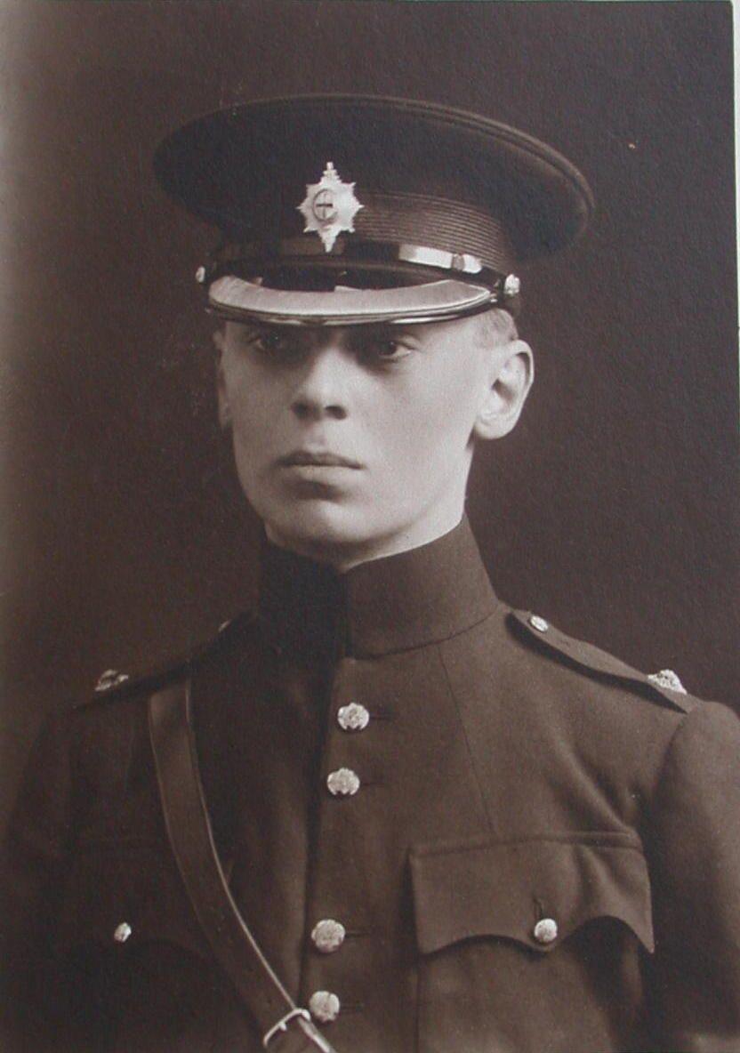 British Coldstream Guard WWI