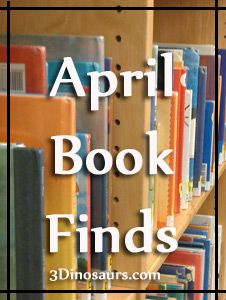 April 2013 Book Finds - learning to read, cats, America, colors, drawing and no word book