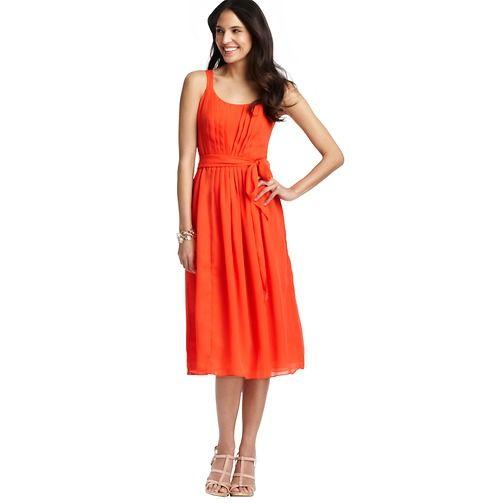 Loft Dresses Casual Shirt Cotton Sheath