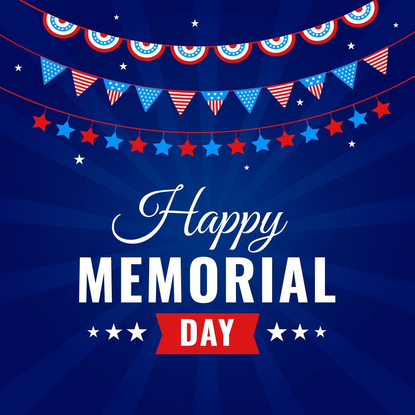 Happy Memorial Day Celebration Download Free Vector Art Stock Graphics Images Happy Memorial Day Memorial Day Quotes Memorial Day Celebrations
