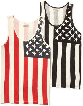bf422fefc6 ShopStyle: Chor T-Shirt, American Flag Tank Top   My Style in 2019 ...