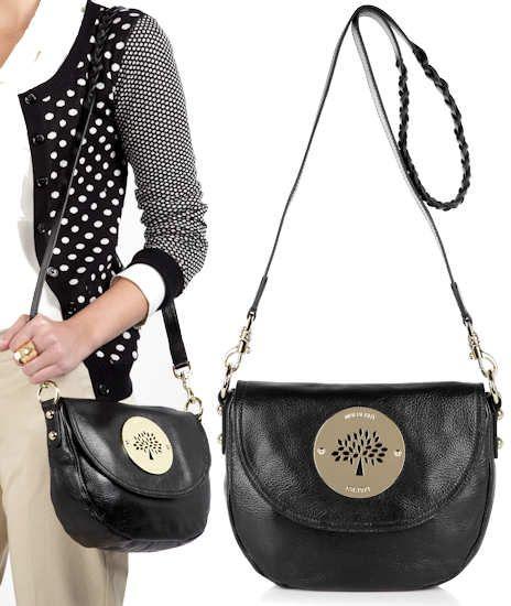 Mulberry Daria Mini Satchel in Black   Style   clothes   Pinterest ... d2dc443eca