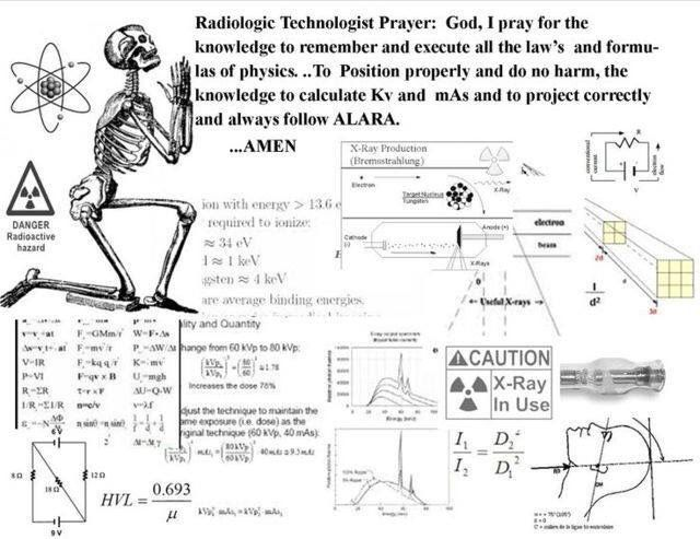 Radiologic technologist prayer Radiology #RT(R) Pinterest - radiology technician resume