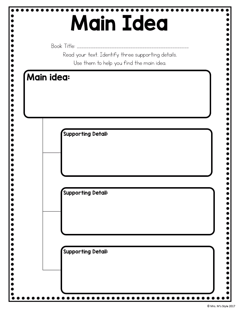 Graphic Organizers Aesthetic in 2020 | Reading graphic ...