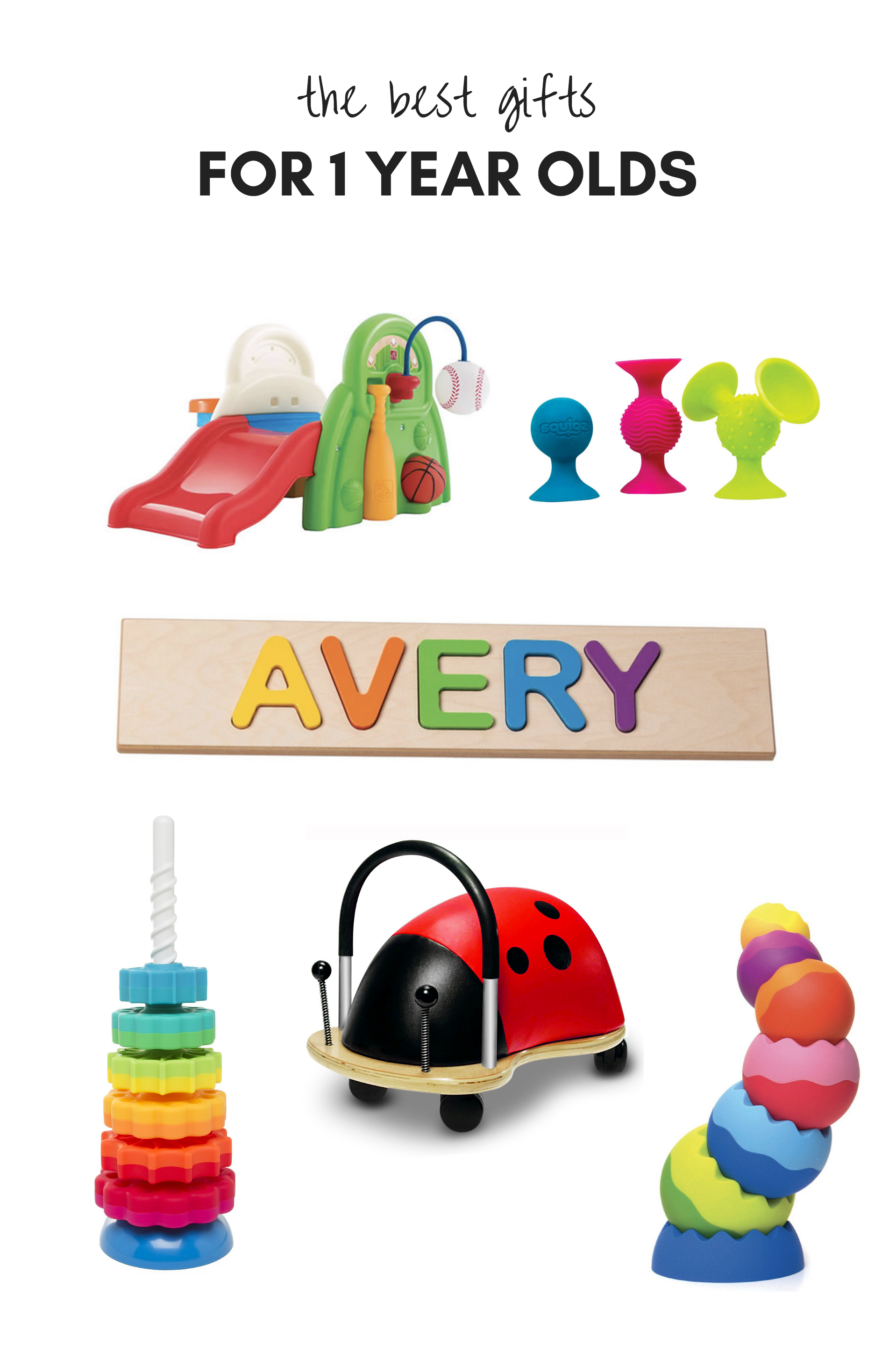All of our favorite gifts and toys for 1 year olds and ...
