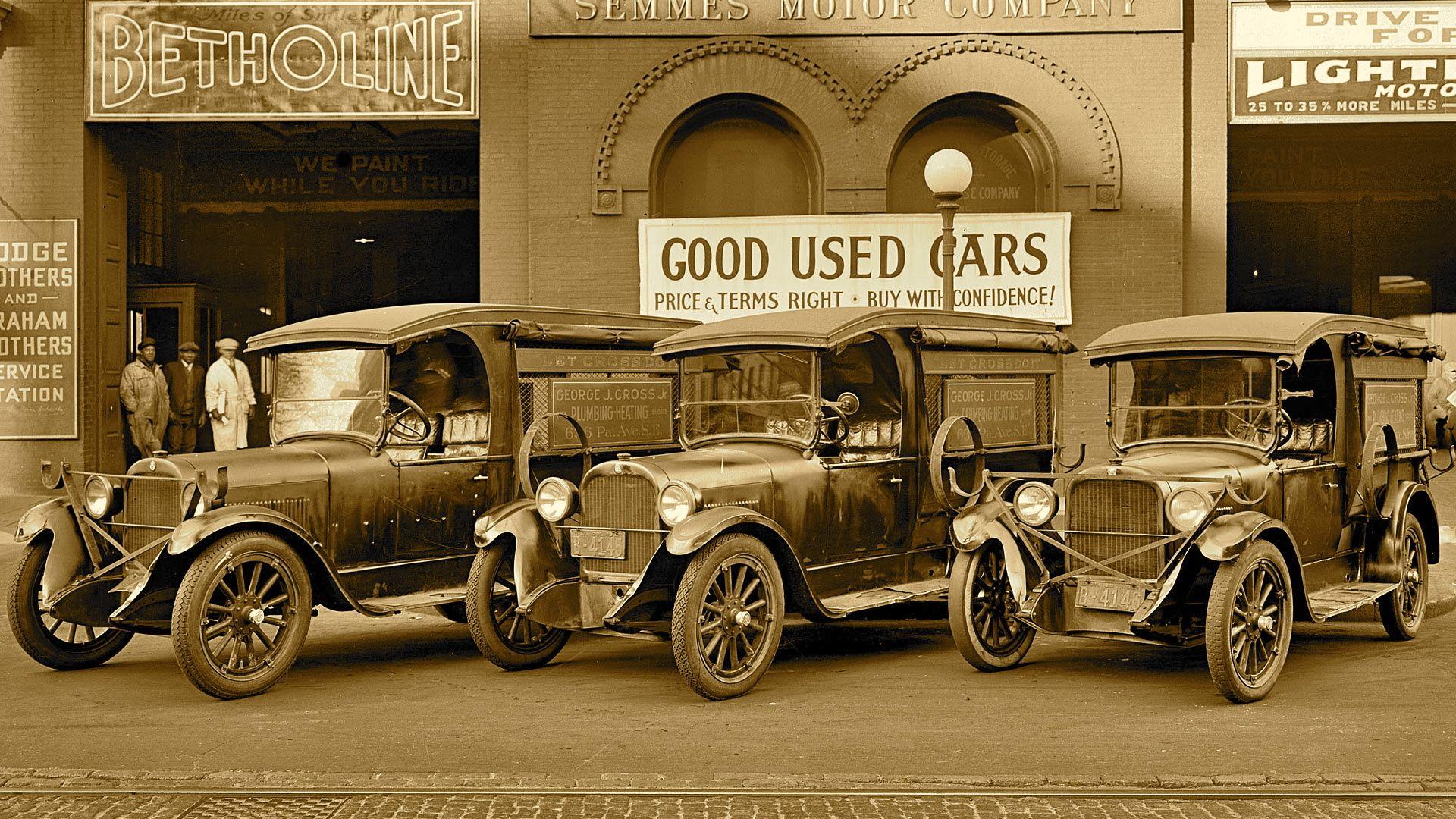 Early autos