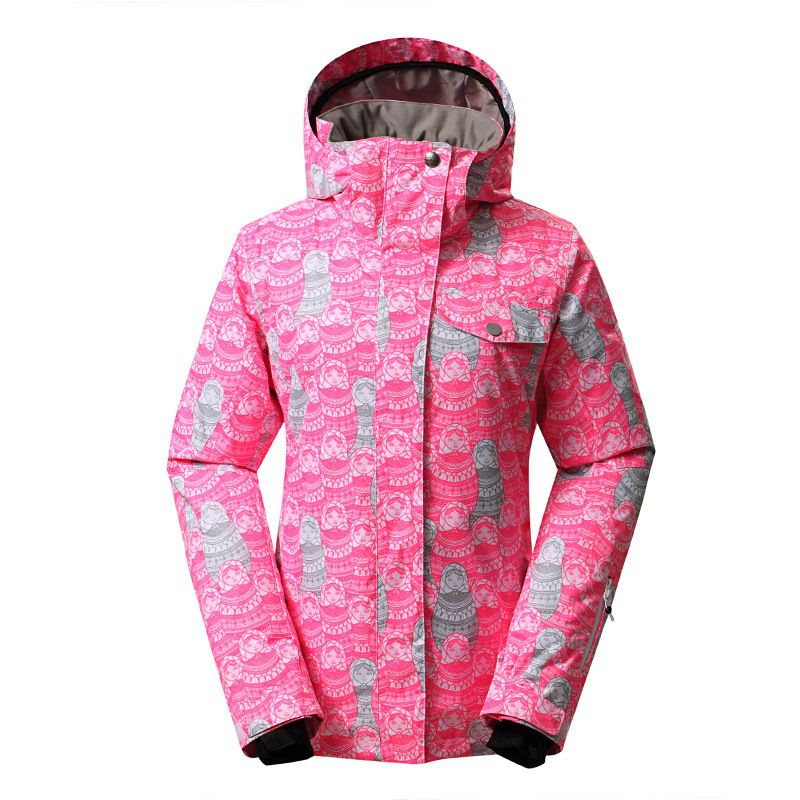 d002b62663 Warm Outdoor Sport Windproof Ski Jacket Women Winter Jacket Warm  Snowboarding Padded Coat Gsou Snow · Womens WindbreakerSnowboarding JacketsSki  Jackets ...