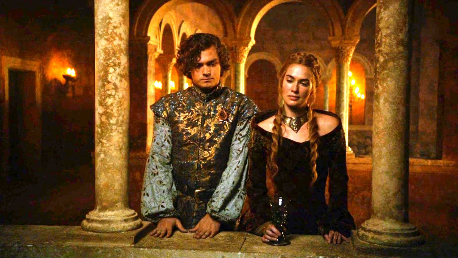 cersei and loras GoT Fashion Cersei lannister quotes