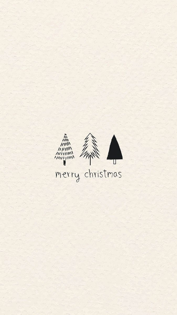 Download premium vector of Christmas mobile phone wallpaper vector 1228270
