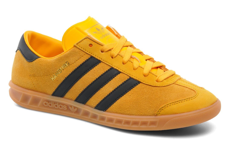 adidas gazelle geel zwart