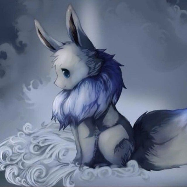 Evee is just really cute, don't deny it.