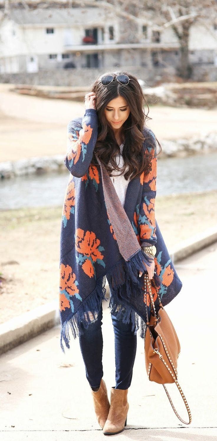 ddd7d6897c484 21 Cute Fall Outfit Ideas, super cute outfit inspiration photos for fall!