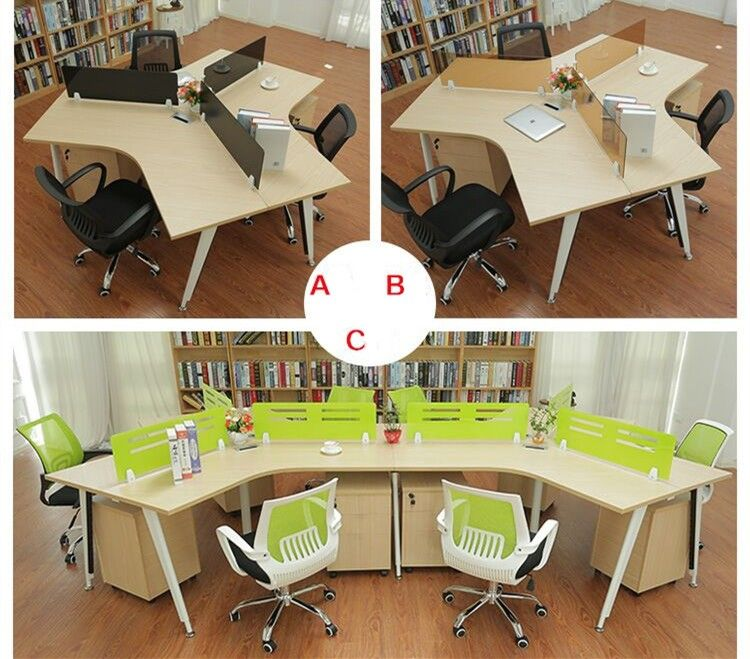 office desk cheap. Top Selling Cheap Partition Office Cluster Desk Sit Stand Studio Workstation