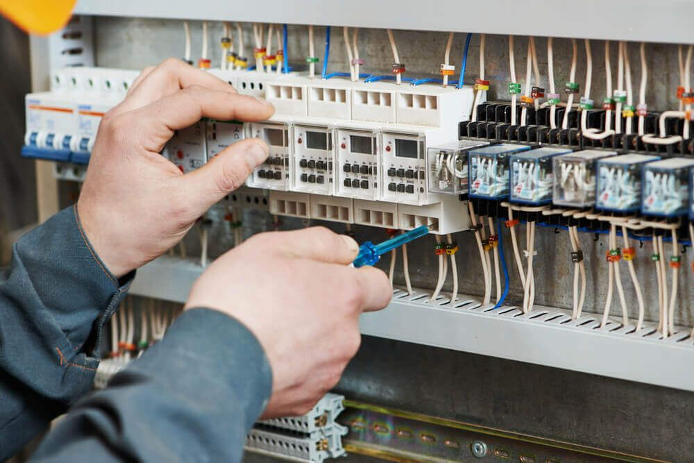 Safe Security Limited Are A Well Established Burglar Alarm Supplier In Cheshire We Also Specializein P With Images Electrician Work Electrician Services Electrical Safety