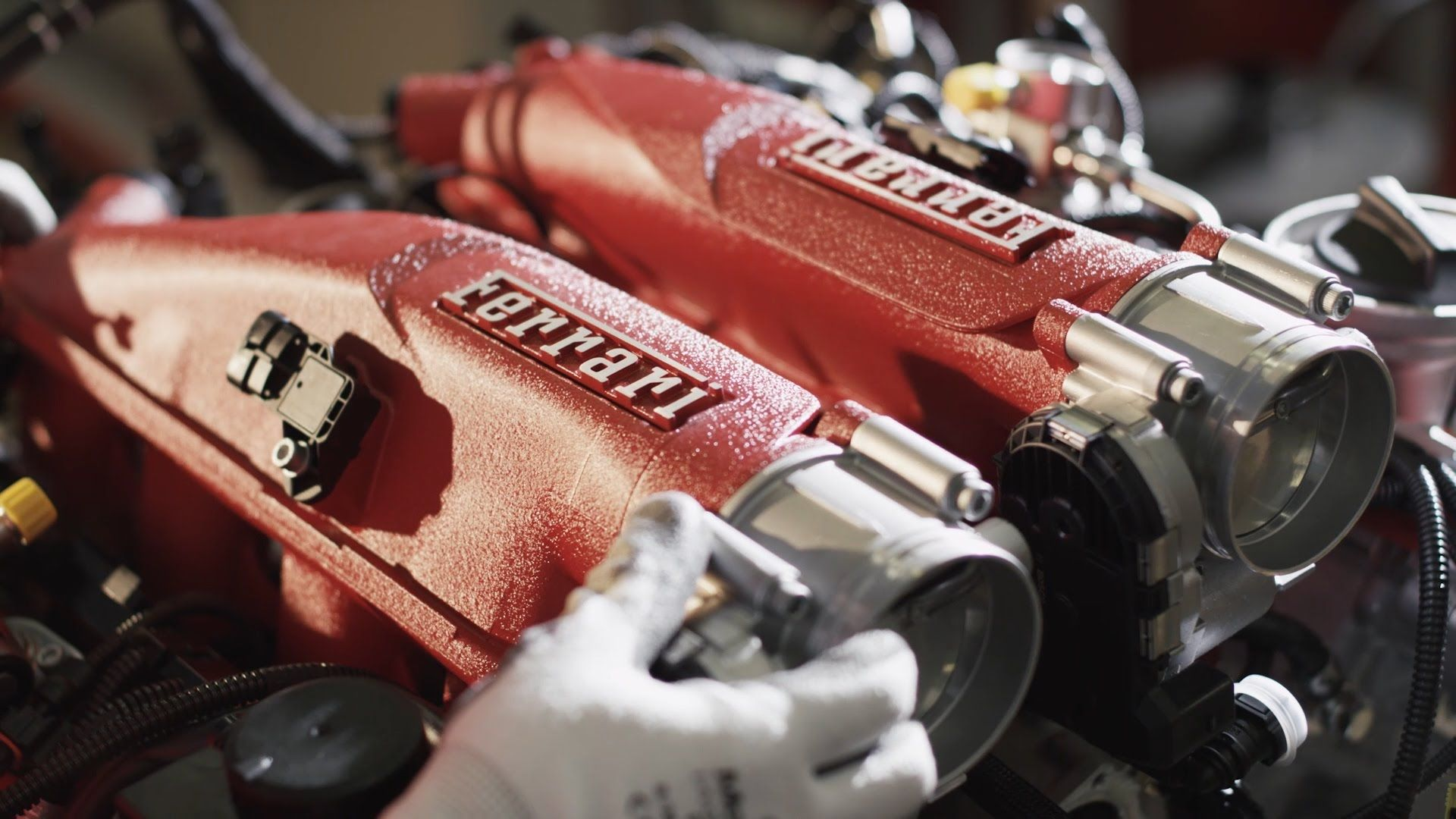 Ferrari. Empowered by Innovation. And Infor