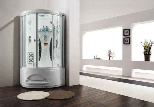 Badezimmergestaltung ideen ~ Vorteile und nachteile der duschkabine und neue alternativen