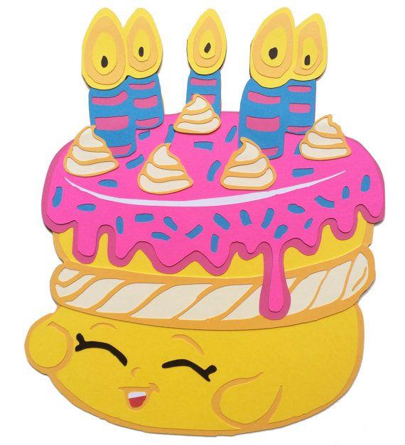 Shopkins Party Decoration - Shopkins Wishes - Shopkins Birthday ...