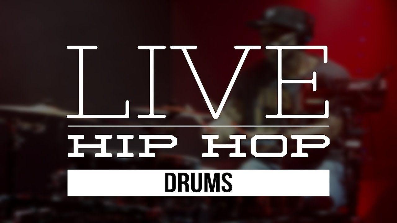 Live Hip Hop Drums Download