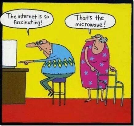 Funny Growing Old Disgracefully Cartoon Cartoon Jokes Anniversary Funny Old Age Humor