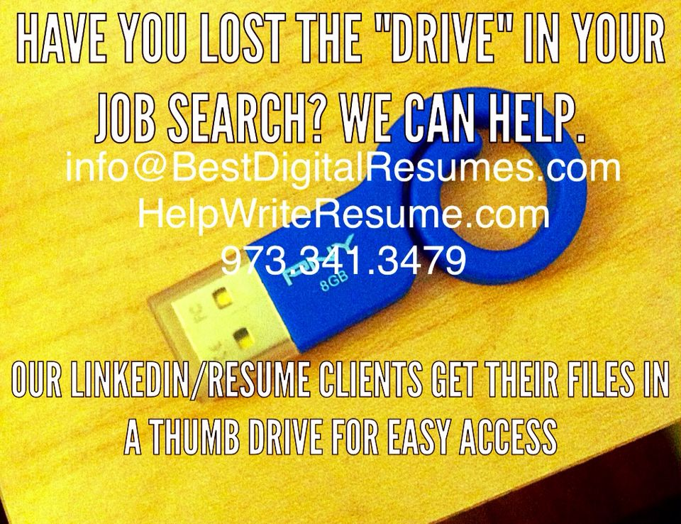 Put some drive back into your #job #search! Email us your #resume - resume critique free