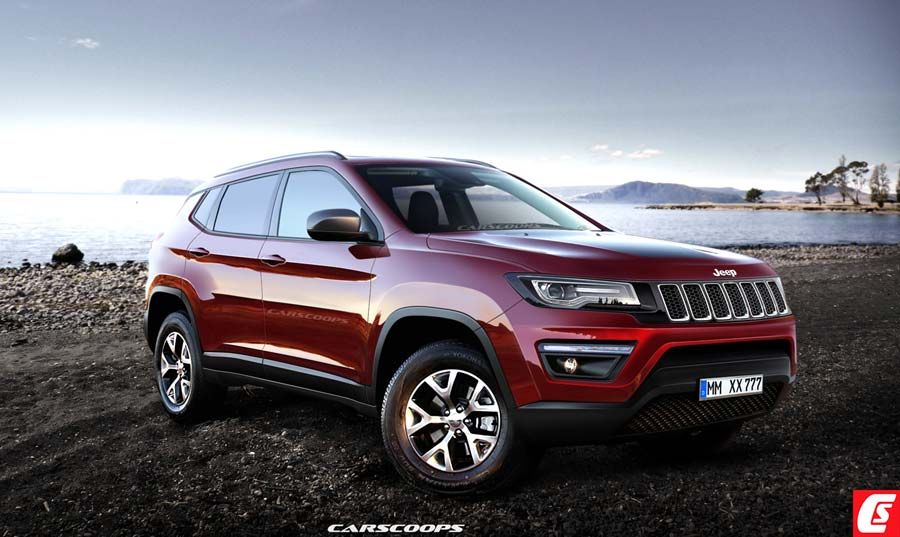 Jeep's 2017 Compass & Patriot Crossover Replacement Jeep