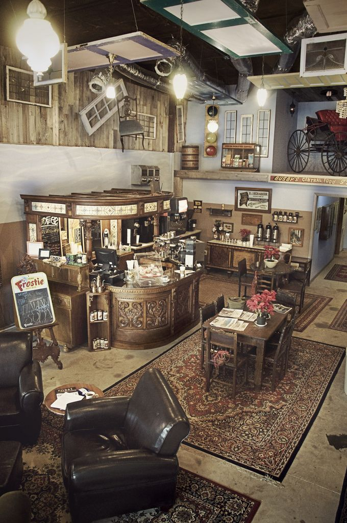 Dosey Doe Coffee Shop — Conroe, Texas | Coffee shop, Theme ideas and ...
