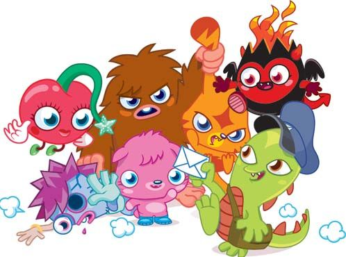 we loveeeeeee moshi monsters!  www.moshimonsters.com!