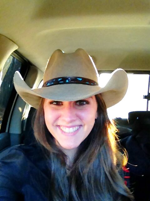 057807535 Custom made cowboy hat, from Buckaroo Hatters in Covington Tn! Great ...