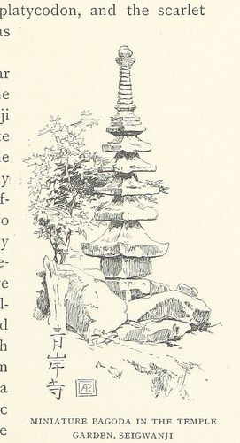 Image taken from page 199 of 'Notes in Japan ... With illustrations by the author' | by The British Library