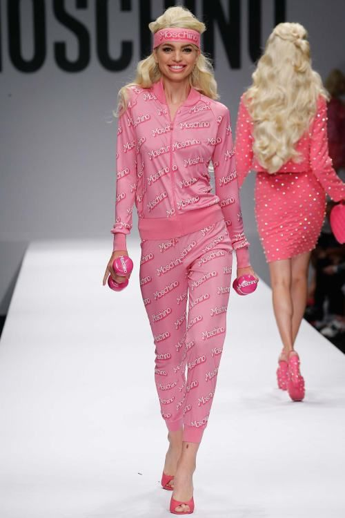 Fashion Week Inspired \u2014 Halloween Costume Ideas for Fashionistas - barbie halloween costume ideas