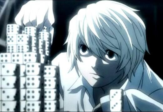 Death note image by Cheyenne Altshue on ¤Anime¤