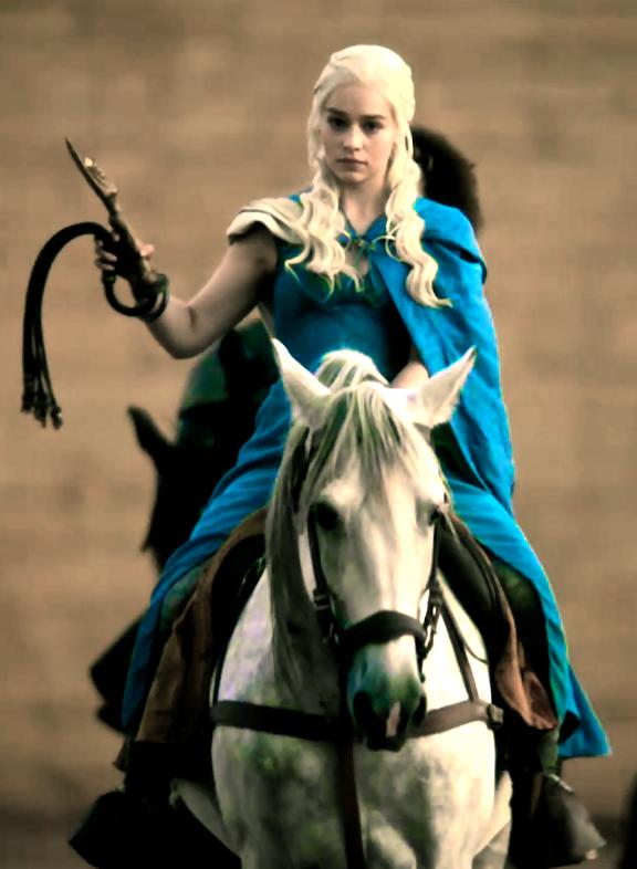 Daenerys Targaryen Game of Thrones Mother of dragons