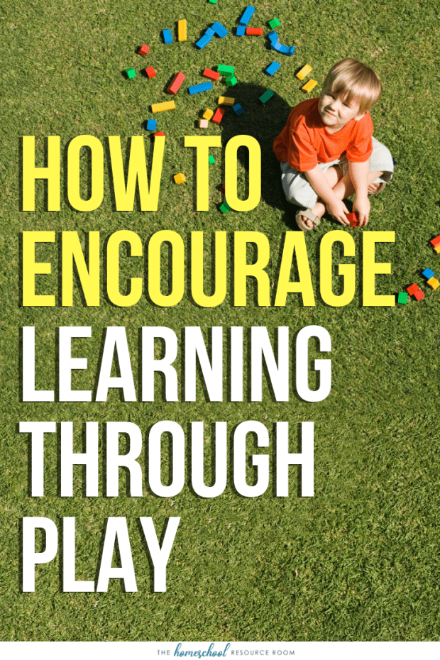 Learning Through Play What it Means & How to Get Started