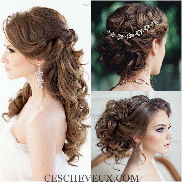 Extrêmement mariage-coiffures-collage-10232015-km | coiffure | Pinterest  VI27