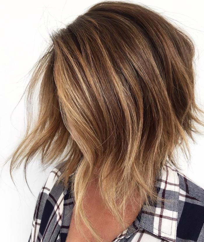 20 Dirty Blonde Hair Ideas That Work On Everyone Auburn Bob