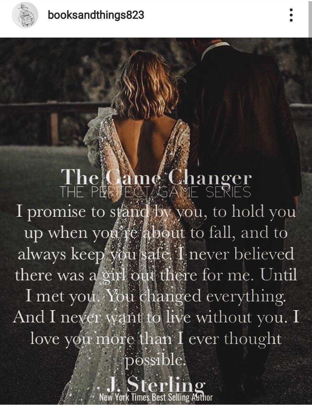 The Game Changer Baseball romance, Sports romance, Game
