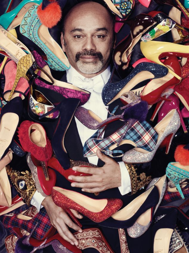 christian louboutin interview