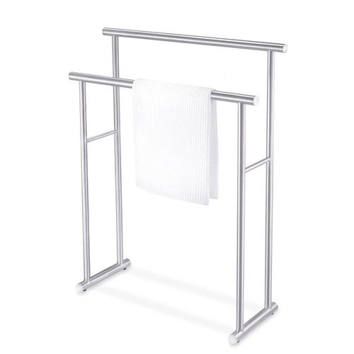 Found it at Wayfair - Bathroom Accessories Free Standing Towel Rack