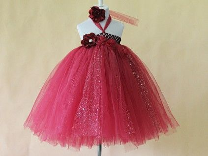 de5b68e5ca Rust Red Tutu Birthday Party Net Dress for Kids with Free Hair Band.   tutudress  kidsdress  netdress  birthdaydresses  weddingdress  kidscloth   partywear