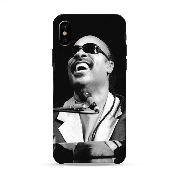 Stevie Wonder iPhone X 3D Case