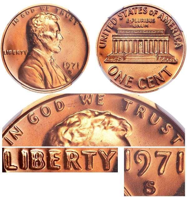 Lincoln Cent Error List